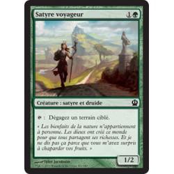 Verte - Satyre voyageur (C) [THS] FOIL