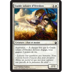 Blanche - Guide solaire d'Oreskos (C) [BNG] FOIL