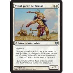 Blanche - Avant-garde de Brimaz (U) [BNG] FOIL