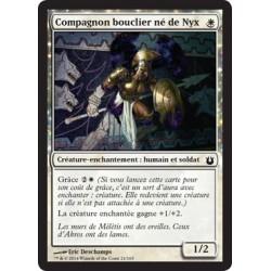 Blanche - Compagnon bouclier né de Nyx (C) [BNG] F