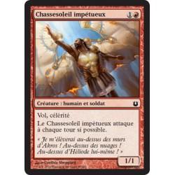 Rouge - Chassesoleil impétueux (C) [BNG] FOIL