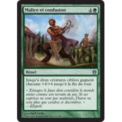 Verte - Malice et confusion (U) [BNG] FOIL
