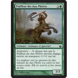 Verte - Piaffeur du clan Phérès (C) [BNG] FOIL