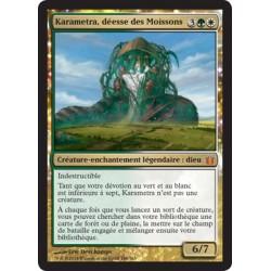 Or - Karametra, déesse des Moissons (M) [BNG] FOIL