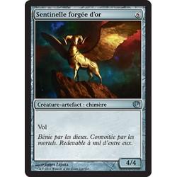 Artefact - Sentinelle forgée d'or (U) [JOU] FOIL