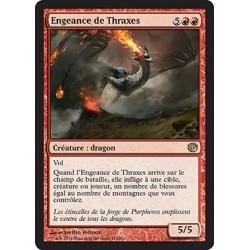 Rouge - Engeance de Thraxes (R) [JOU] FOIL