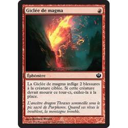 Rouge - Giclée de magma (C) [JOU] FOIL