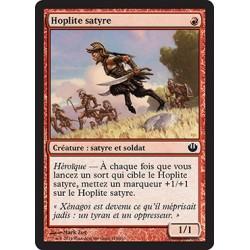 Rouge - Hoplite satyre (C) [JOU] FOIL