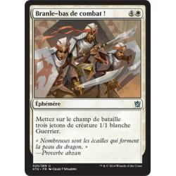 Blanche - Branle-bas de combat ! (U) [KTK] FOIL