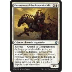 Blanche - Compagnonne de Horde Providentielle (U)