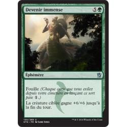 Verte - Devenir immense (U) [KTK] FOIL