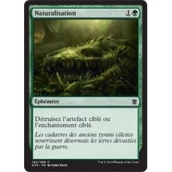 Verte - Naturalisation (C) [KTK] FOIL