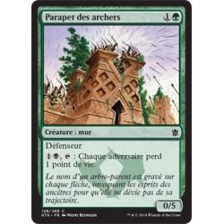 Verte - Parapet des archers (C) [KTK] FOIL