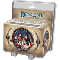 DESCENT : Ext. Lieutenant Serena