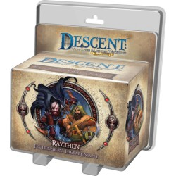 DESCENT : Ext. Lieutenant Raythen