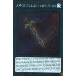 Armes Nobles - Excaliburn (UR) [NKRT]