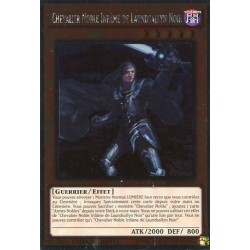 Chevalier Noble Infâme de Laundsallyn Noir (UR) [N