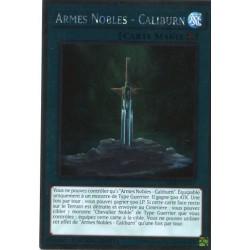 Armes Nobles - Caliburn (UR) [NKRT]