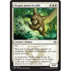 Blanche - Dragon protectécaille (U) [FRF]
