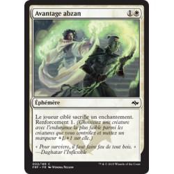 Blanche - Avantage abzan (C) (FOIL) [FRF]