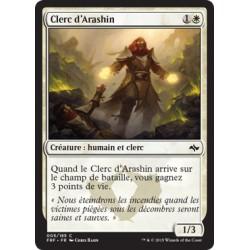 Blanche - Clerc d'Arashin (C) (FOIL) [FRF]