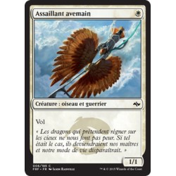 Blanche - Assaillant avemain (C) (FOIL) [FRF]