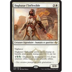 Blanche - Daghatar l'Inflexible (R) (FOIL) [FRF]