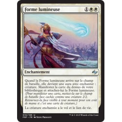 Blanche - Forme lumineuse (U) (FOIL) [FRF]