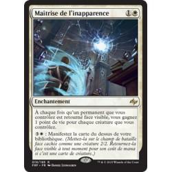Blanche - Maîtrise de l'inapparence (R) (FOIL) [FR