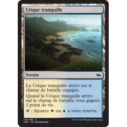 Terrain - Crique tranquille (C) (FOIL) [FRF]