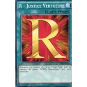 R - Justice Vertueuse (C) [SDHS]
