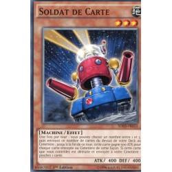 Soldat de Carte (C) [SDHS]