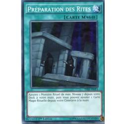 Préparation des Rites  (SR) [THSF]