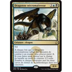 Or - Dragonne nécromaîtresse (R) [DTK]