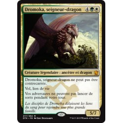 Or - Dromoka, Seigneur-Dragon (M) [DTK]