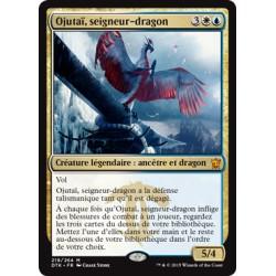 Or - Ojutaï, Seigneur-Dragon (M) [DTK]