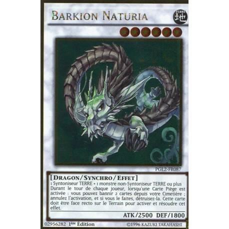 Barkion Naturia (GOLD) [PGL2]