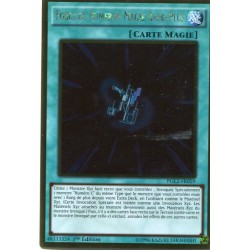 Force De Numeron Magie-rang-plus (GOLD) [PGL2]