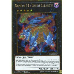 Numéro 14 : Cupide Sarameya (STR GOLD) [PGL2]