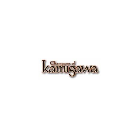 Blanche Kami des champs du palais (U)