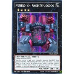 Numéro 55 : Goliath Gogogo (SR) [WSUP]
