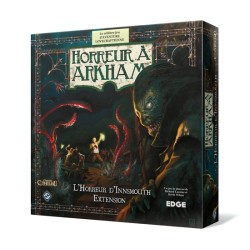 Horreur à Arkham - L'horreur d'Innsmouth