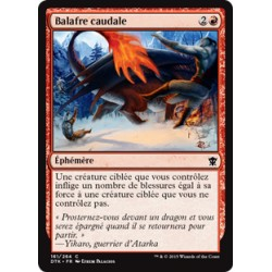 Rouge - Balafre Caudale (C) [DTK]