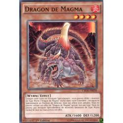Dragon De Magma (C) [CROS]
