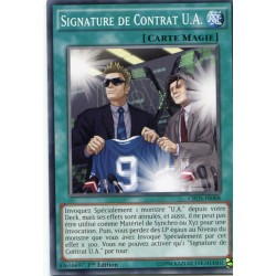 Signature De Contrat U.a. (C) [CROS]