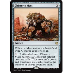 Artefact -  Chimeric Mass (R) [MM2]