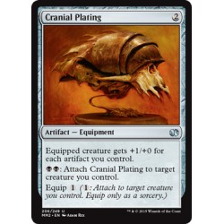 Artefact -  Cranial Plating (U) [MM2]