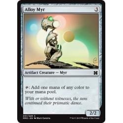 Artefact - Alloy Myr (C) [MM2] FOIL