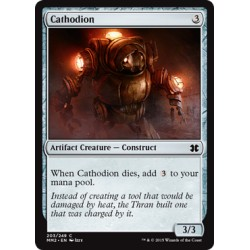 Artefact -  Cathodion (C) [MM2] FOIL