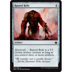 Artefact -  Rusted Relic (C) [MM2] FOIL